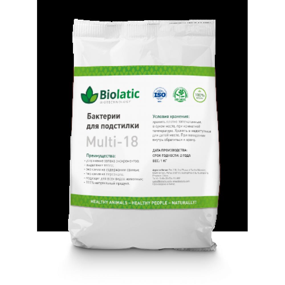 Купить Бактерии для подстилки Multi-18