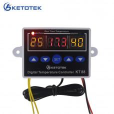 KETOTEK KT88 Контроль температуры 10A