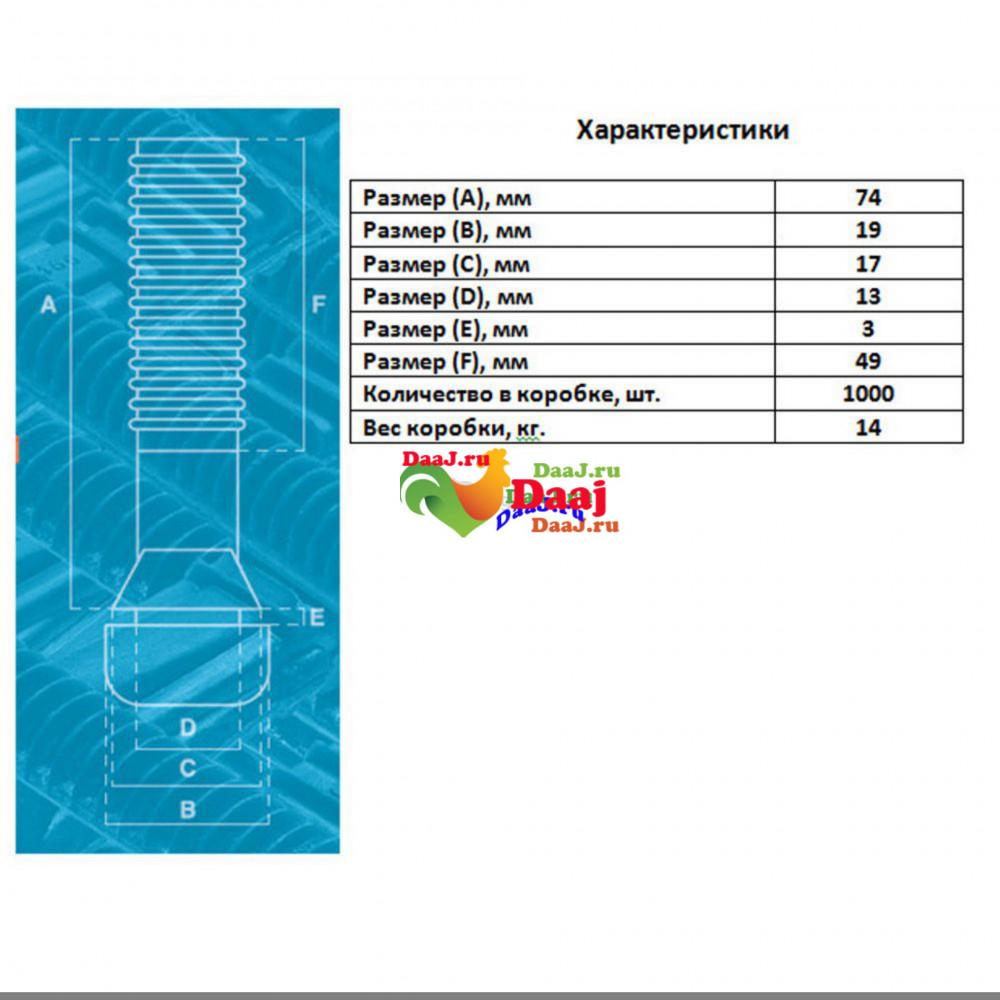 Купить  Перосъёмные пальцы PRQV-60