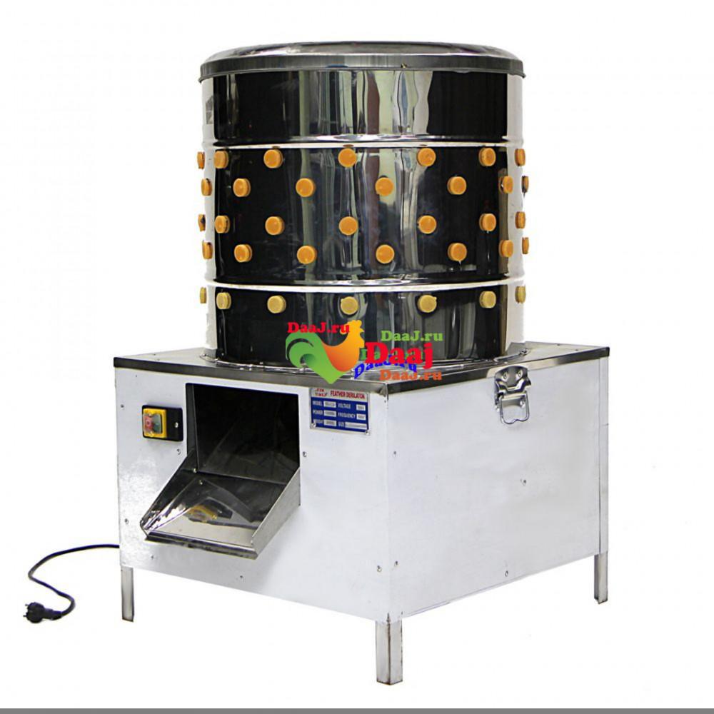 Купить  Перосъёмная машина NT-600 для бройлеров, кур и уток